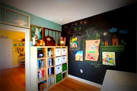 Permalink to Chalkboard Magnetic Paint – Great Place For Creative Fun