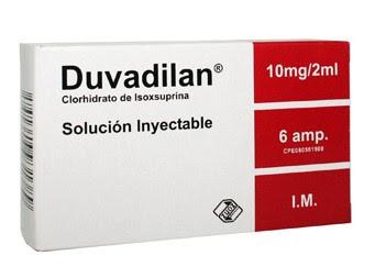 Duvadilan - Manfaat, Efek Samping, Dosis dan Harga