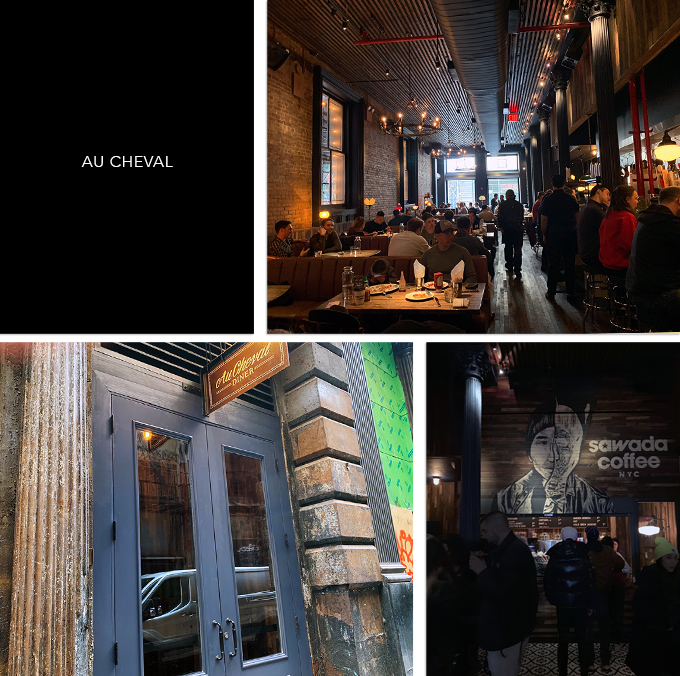 Au Cheval Diner, Au Cheval Review  Au Cheval NYC, Au Cheval New York
