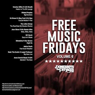 FreeMusicFridays Volume 6 (2017)