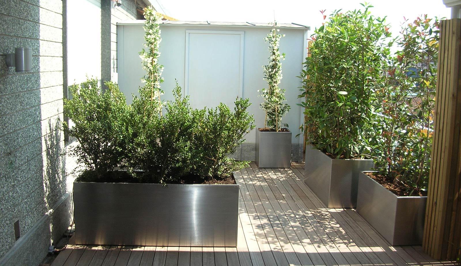 Progettare spazi verdi - Fioriere da balcone ikea ...