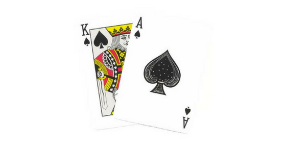 How to Play Ace King From the Blinds