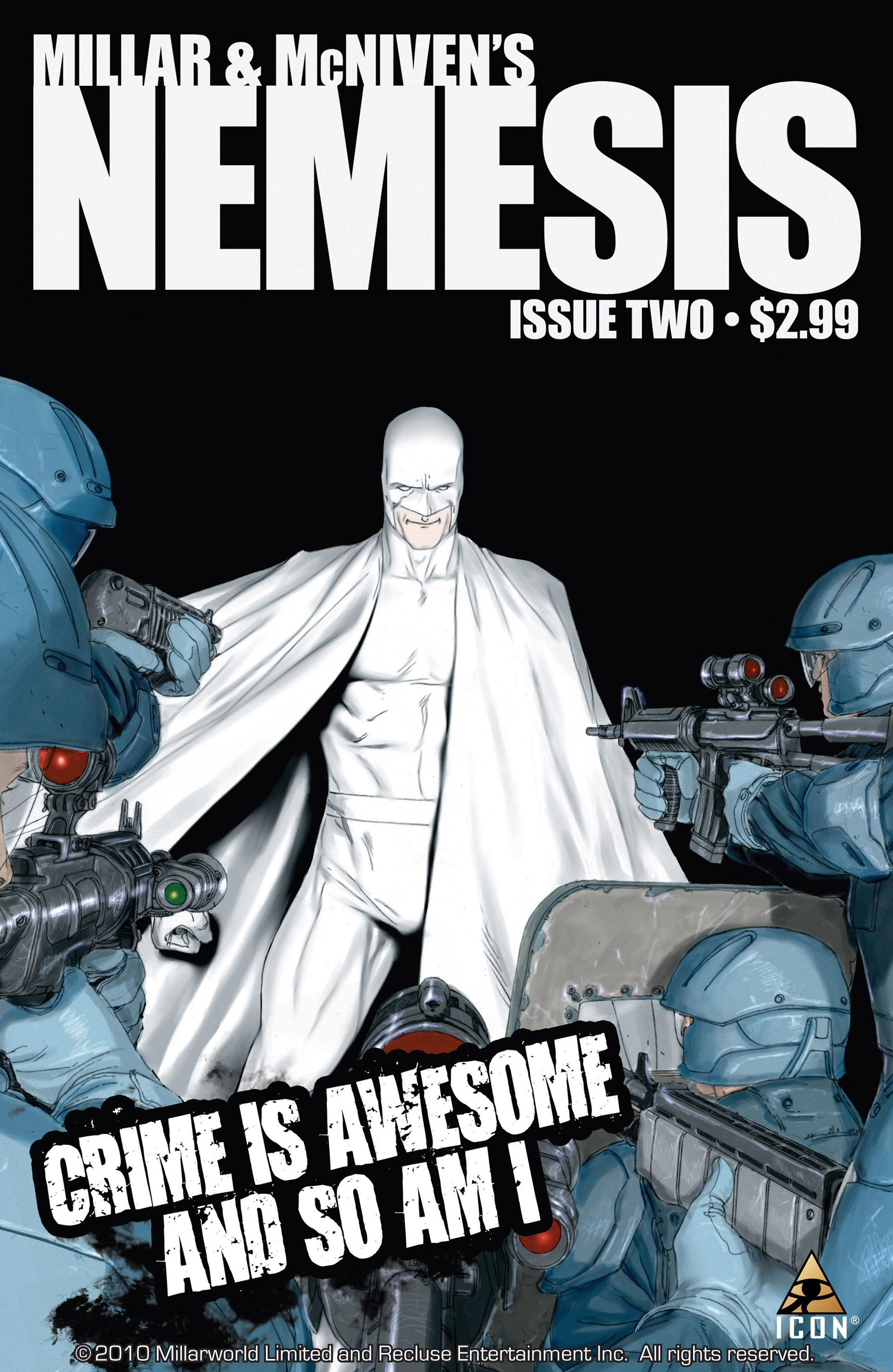 Read online Millar & McNiven's Nemesis comic -  Issue #2 - 1