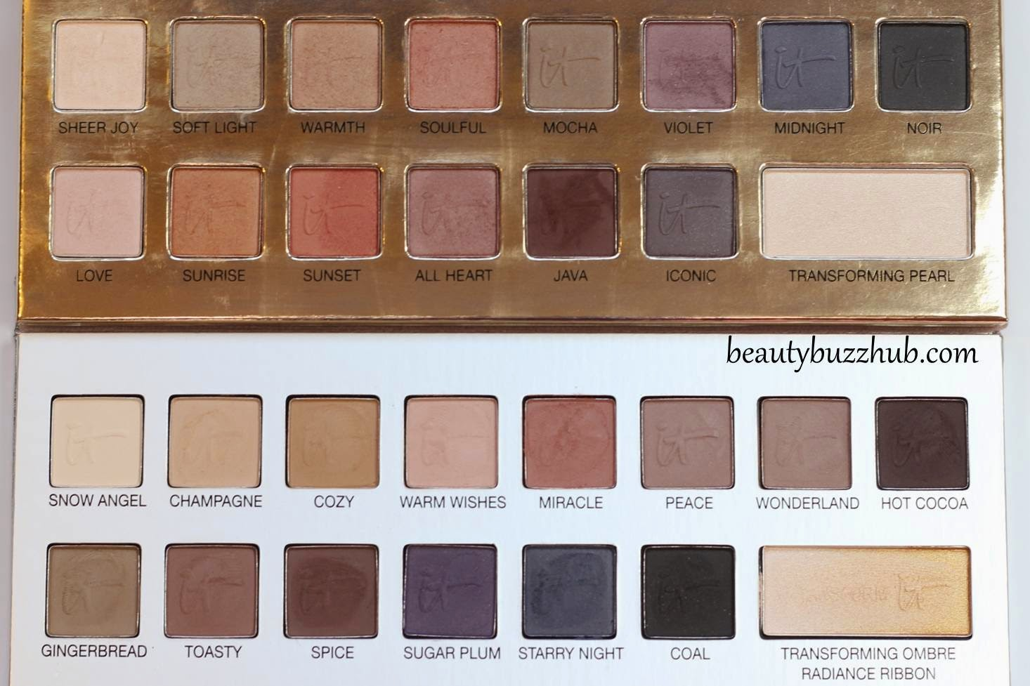 Naturally Pretty Essentials Matte Luxe Transforming Eyeshadow Palette by IT Cosmetics #12