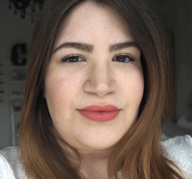 Nars Audacious Lipstick In Brigitte