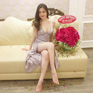 Gái xinh facebook Thái Thảo Nguyên