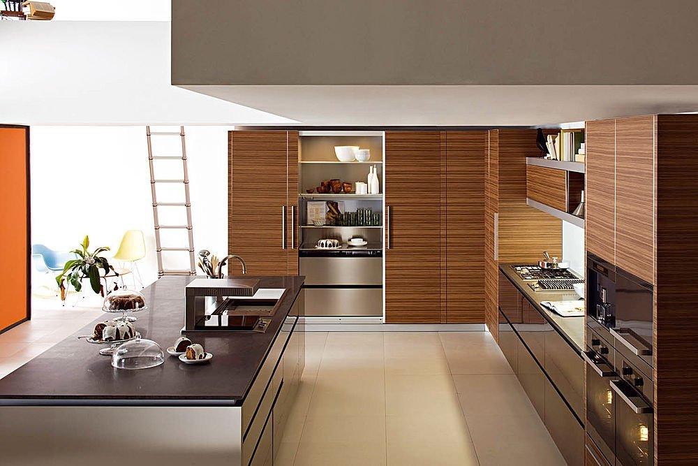 Home Decoration Inspiration: Modern Wood Kitchen Ideas in ...