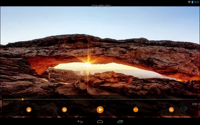 Lettore video VLC per Android gratuito