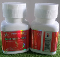 Gastric health tablet green world