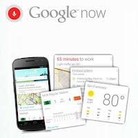 5 kecanggihan perintah suara google now