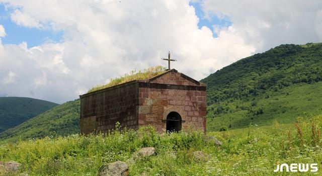 Monasterio de Merenia reconocido como monumento de patrimonio cultural