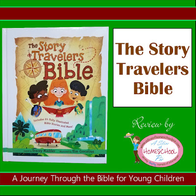 Review of The Story Travelers Bible