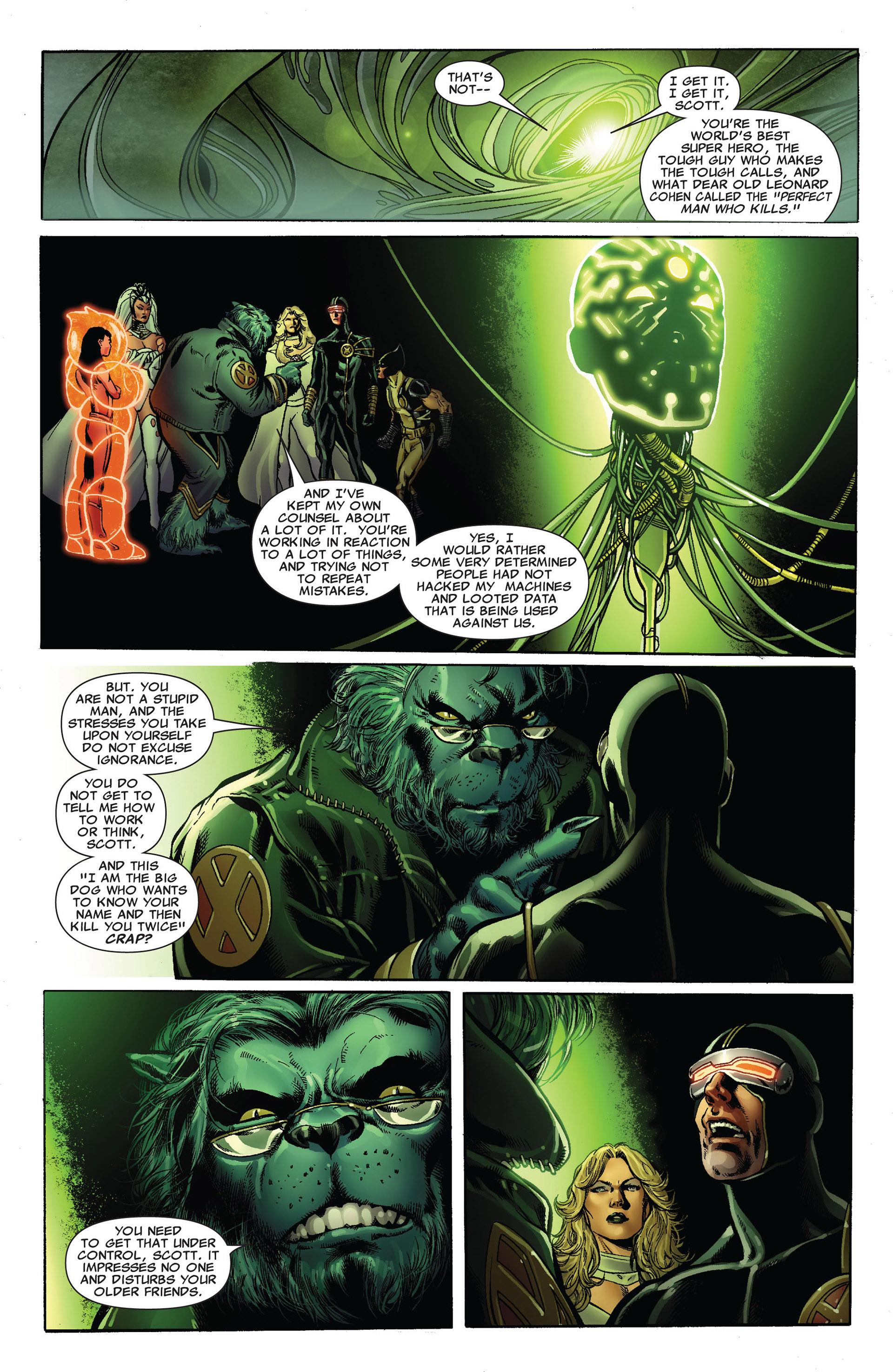 Read online Astonishing X-Men (2004) comic -  Issue #34 - 5