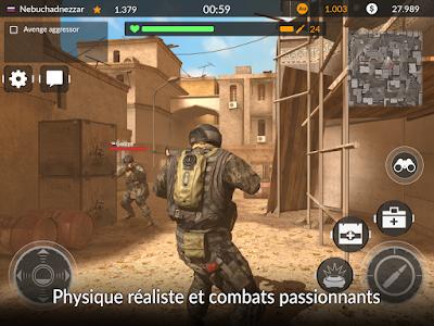 تحميل لعبة Code of War apk مهكرة, لعبة Code of War مهكرة جاهزة للاندرويد, لعبة Code of War مهكرة بروابط مباشرة