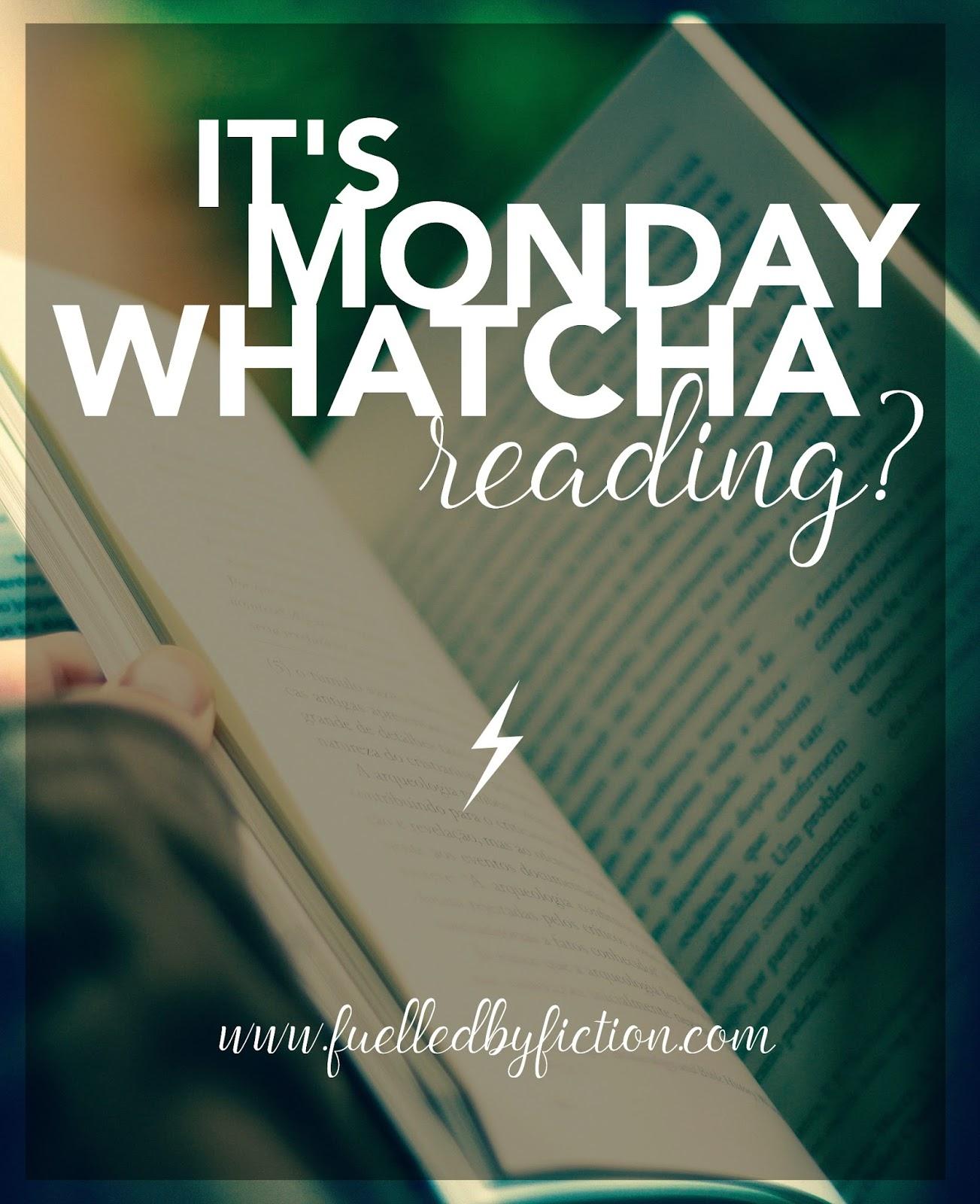 It's Monday April 26th! Whatcha Reading?
