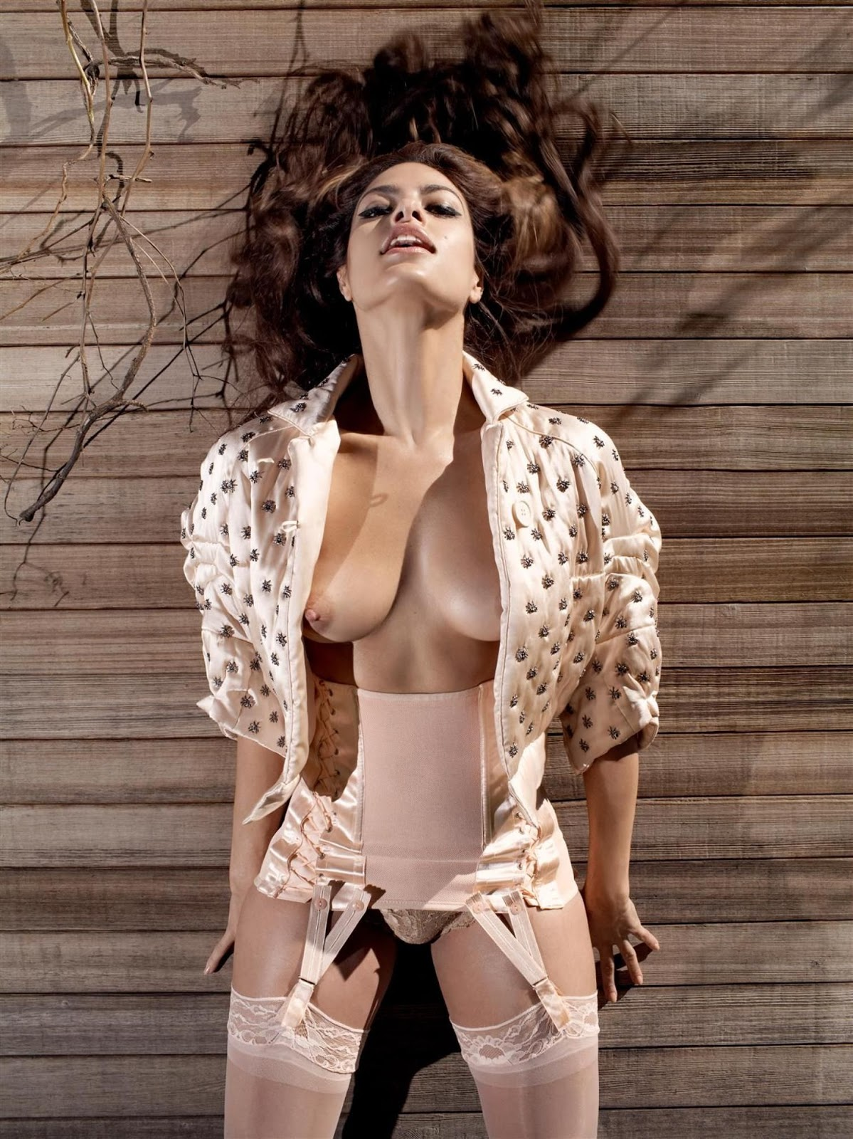Eva mendes nude, topless pictures, playboy photos, sex scene uncensored