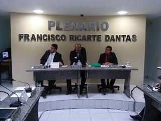 CONFIRA o que será votado hoje durante a Sessão da Câmara Municipal de Santa Luzia
