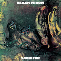 Portada del disco Black Widow - Sacrifice