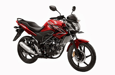 All New 2016 Honda CB150R Streetfire Red color Hd Wallpapers 02