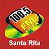 100.5 A FM LÍDER - Santa Rita / PB