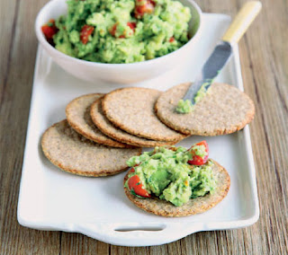 Entertaining guacamole recipe