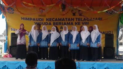 Wisuda Bersama Se Kecamatan Telagasari Yang Ke 8 Diikuti 209 Siswa