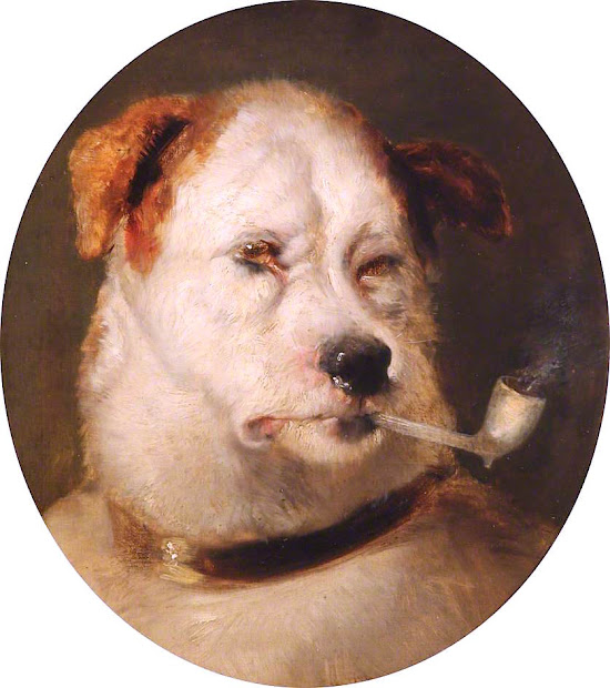 Sir Edwin Henry Landseer Paintings of Dogs