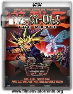 Yu-Gi-Oh! Pirâmide de luz Torrent - DVDRip