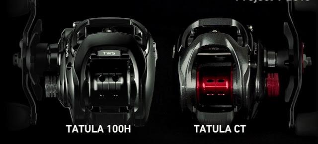 Perbezaan Reel Daiwa Tatula CT & Type-R