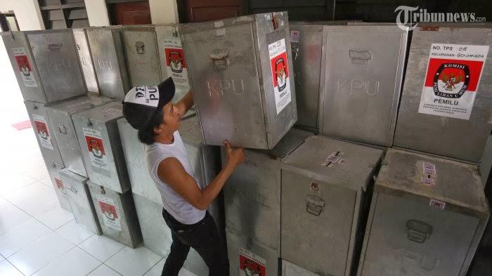JPPR: Kualitas Produksi dan Distribusi Logistik Penentu Suksesnya Pemilu 2014