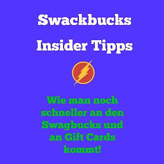 Nutze Swagbucks und bekomme kostenlose Gift Cards