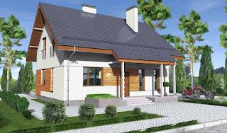 Экономный дом