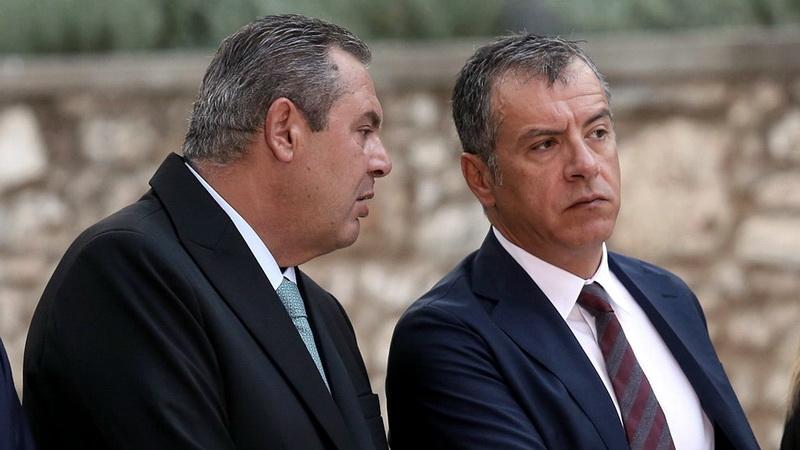 Κοινοβουλευτικές «αλχημείες» για να παραμείνουν πολιτικοί αρχηγοί Καμμένος και Θεοδωράκης