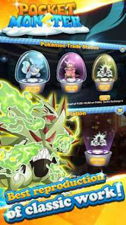Pocket Monster Mod APK - Wasildragon.web.id