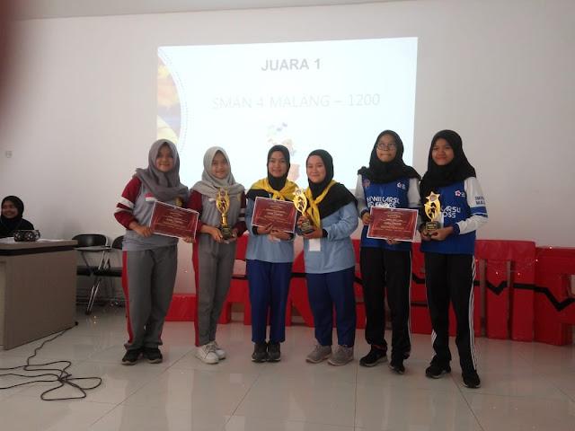 PMR SMK Islam Kepanjen Juara
