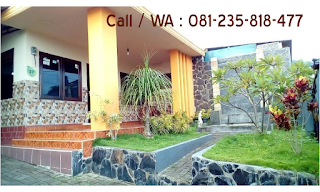 Homestay Batu Malang Dekat Wisata BNS | Akbar Homestay Syariah 1