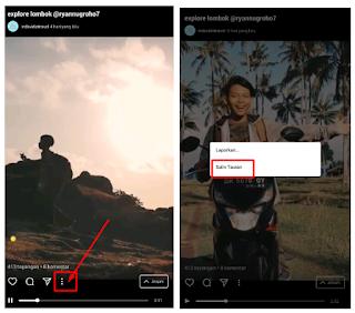 Cara download video pada IGTV melalui android √  Cara Praktis Download Video di IGTV Instagram di Android