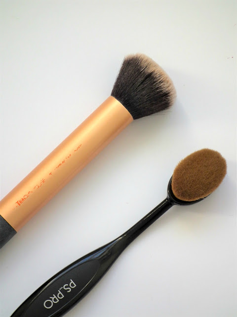 Oval Brush VS Buffing Brush - Which one is better?