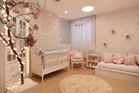 Dormitorio para bebé mujer