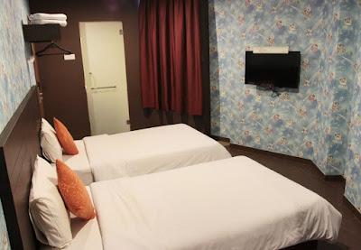 Hotel EST KL standard room
