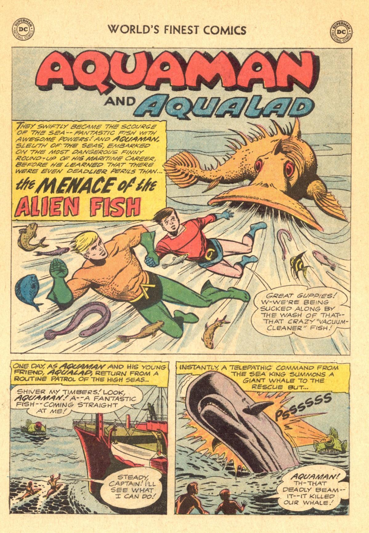 Read online World's Finest Comics comic -  Issue #129 - 19