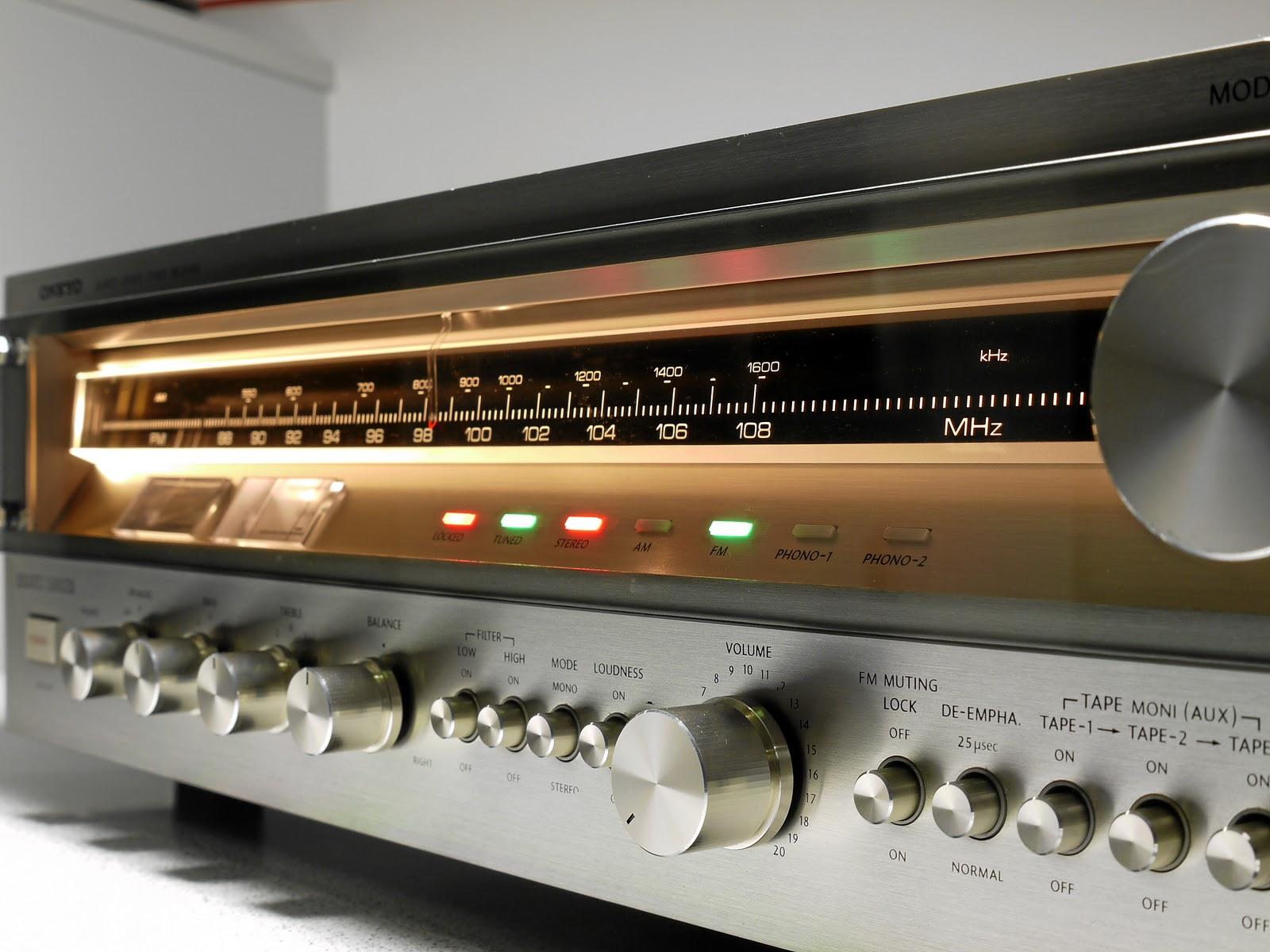 Golden Age Of Audio Vintage Receivers