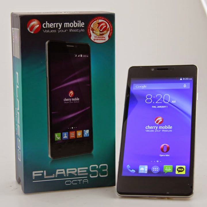 Cherry Mobile Flare S3 Octa