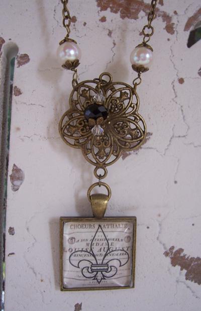 fleur de lis smykker