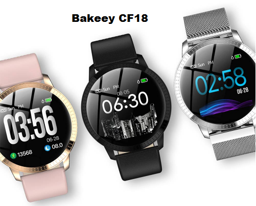 Bakeey CF18 SmartWatch Specs and Price