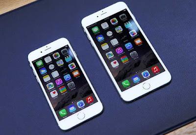iPhone 6 dan 6 Plus Generasi Kedelapan (2014)