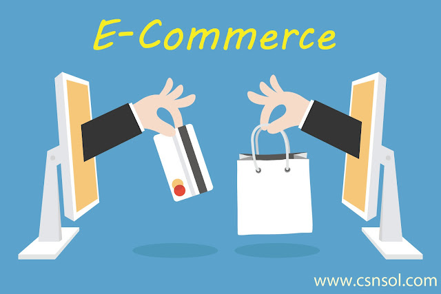 What is E-Commerce? Application of E-commerce use in Daily Life