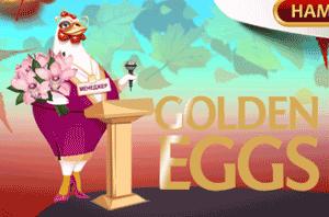 Логотип gold-eggs