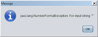 Kelas Informatika - Error Menampilkan Jasper Report