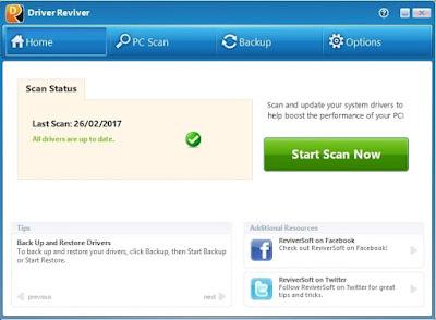 download driver komputer atau laptop secara otomatis